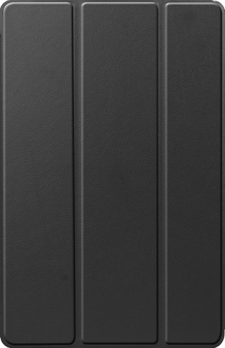 Just in Case Tri-Fold Samsung Galaxy Tab A7 Lite Book Case Black Main Image