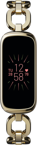 Fitbit Luxe Special Edition Gold Main Image