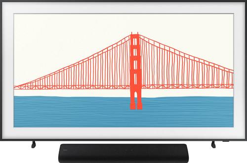 Samsung The Frame 65LS03A (2021) + Soundbar (zwart) Main Image