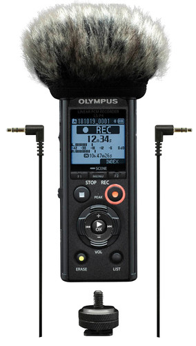 Olympus LS-P4 Videographer Kit Main Image
