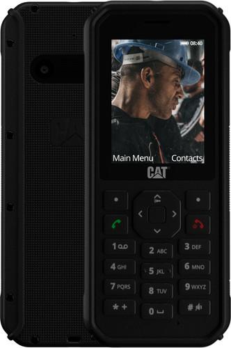 CAT B40 Zwart Main Image