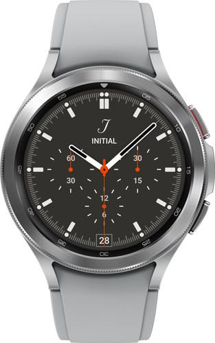 Samsung Galaxy Watch4 Classic 46 mm Zilver Main Image