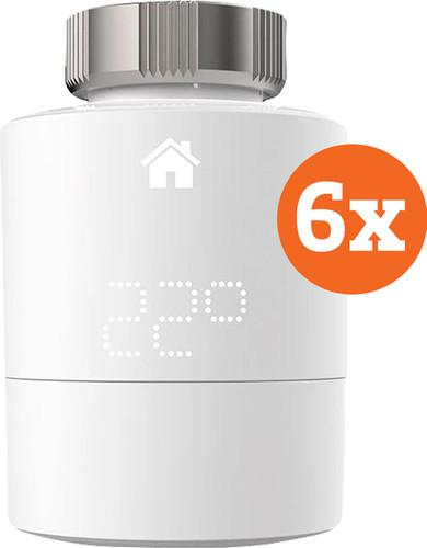 Tado Slimme Radiator Thermostaat 6 Pack (uitbreiding) Main Image