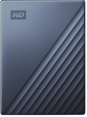 WD My Passport for Mac Type C 2TB Blue Main Image