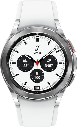 Samsung Galaxy Watch4 Classic 42 mm Zilver Main Image