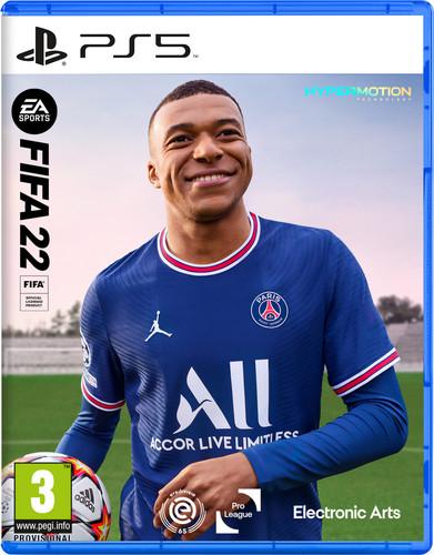 FIFA 22 PlayStation 5 Main Image