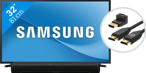 Samsung UE32T5300C (2021) + Soundbar + HDMI kabel Main Image