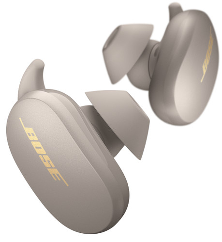 Bose QuietComfort Earbuds - Sandstone Main Image