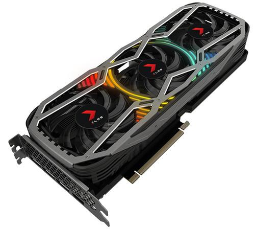 PNY GeForce RTX 3080 10GB XLR8 Gaming REVEL EPIC-X RGB LHR Main Image