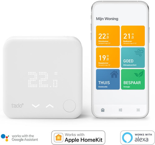 Tado Slimme Thermostaat V3+ Main Image
