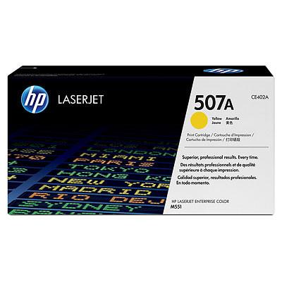 Deuxième Chance HP 507A Laserjet Toner Jaune (CE402A) Main Image
