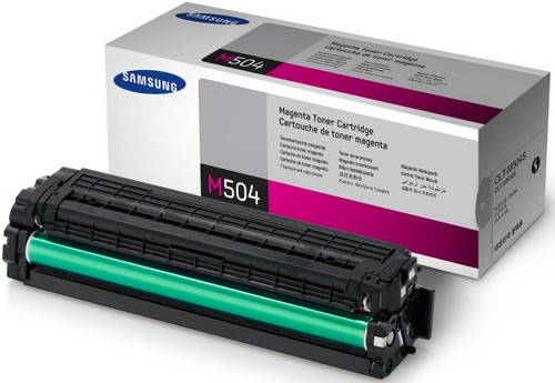 Samsung CLT-M504S Toner Magenta Main Image
