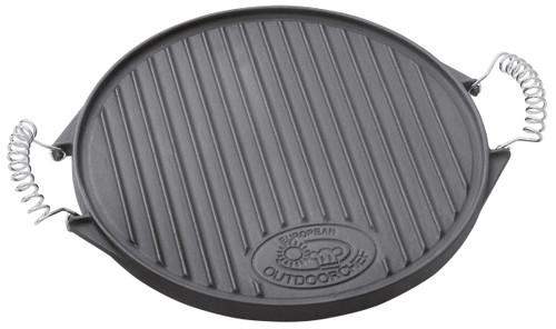 Outdoorchef Cast iron Grill plate Plancha Ø 33 cm Main Image