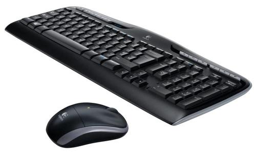 Logitech MK330 Wireless Keyboard and Mouse AZERTY