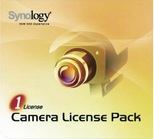 Synology Camera Licentie 1 Pack Main Image