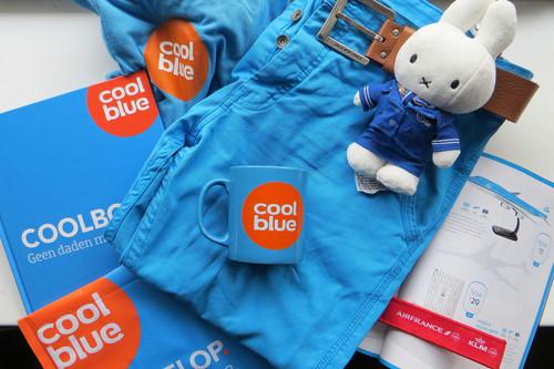 Coolblue Pants (size M) Main Image