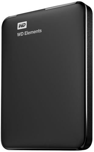 1m USB 3.0 Black Cable 4 WD Elements Portable WDBU6Y0020BBK-WESN Hard Drive