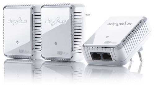 Devolo dLAN 500 Duo Geen WiFi 500 Mbps 3 adapters Main Image