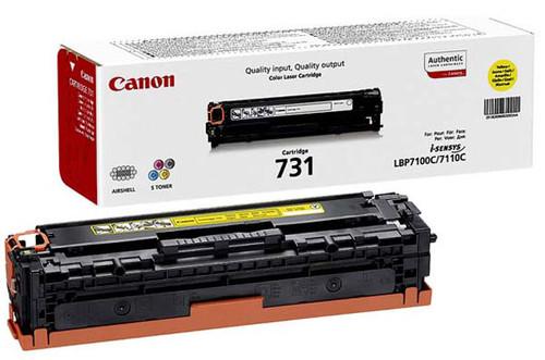 Canon 731Y Toner Jaune Main Image