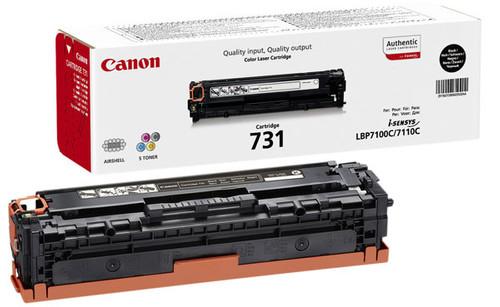 Canon 731BK Toner Noir XL (6273B002) Main Image