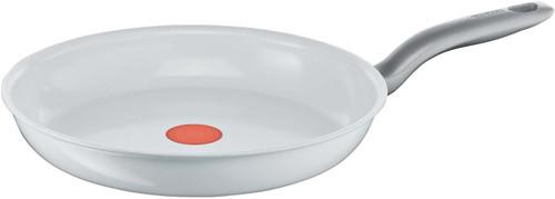 Tefal Ceramic Control White Induction Koekenpan 28 cm Main Image