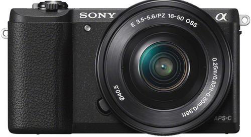 Sony Alpha A5100 Zwart + 16-50mm + 55-210mm Main Image