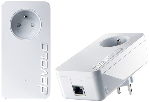 Devolo dLAN 1200+ Geen WiFi 1200 Mbps 2 adapters Main Image