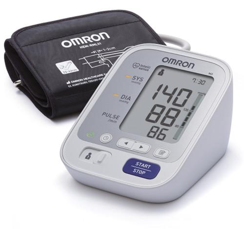 سعر جهاز قياس ضغط الدم omron m3 اومرون ام 3 ومواصفاته في مصر والسعودية