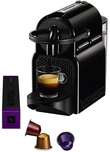Magimix Nespresso Inissia M105 Zwart Main Image