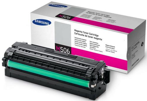 Samsung CLT-M506L Toner Magenta XL Main Image