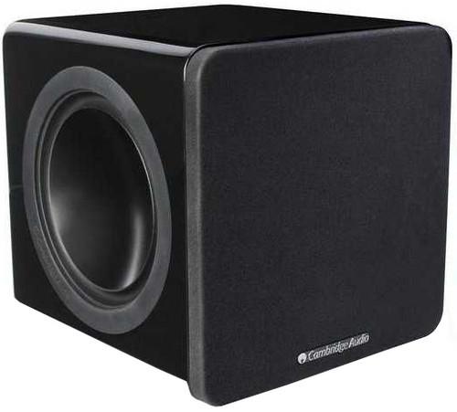 Cambridge Audio Minx X201 Zwart Main Image