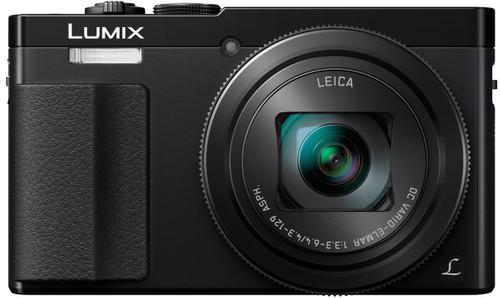 Panasonic Lumix DMC-TZ70 Noir Main Image