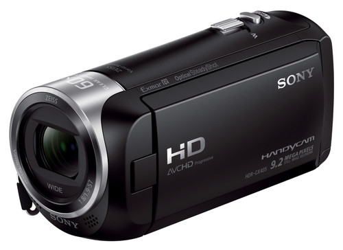 Sony HDR-CX405 Noir Main Image