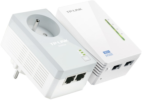 TP-Link TL-WPA4225KIT WiFi 500 Mbps 2 adapters Main Image