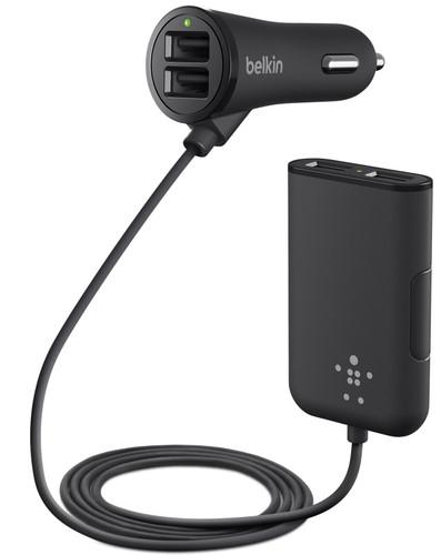 Belkin Road Rockstar 4-port car charger Main Image