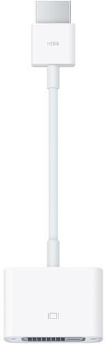 Apple HDMI naar DVI-D Dual Link Kabel Converter Main Image