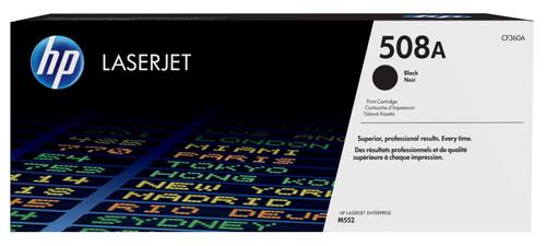 HP 508A Toner Noir (CF360A) Main Image