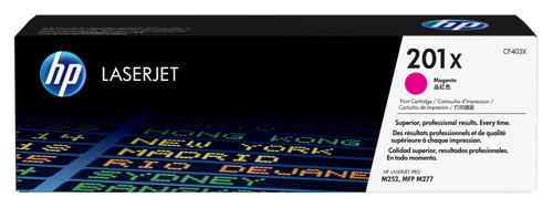 HP 201X Toner Magenta XL (CF403X) Main Image