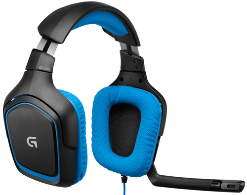4d9faae8a3d Logitech G430 - Coolblue - Before 23:59, delivered tomorrow