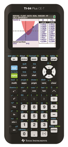 Texas Instruments TI-84 plus CE-T Main Image
