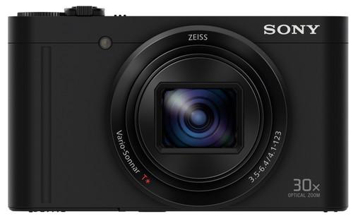 Sony CyberShot DSC-WX500 Noir Main Image