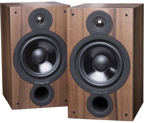 Cambridge Audio SX-60 Noyer (par deux) Main Image