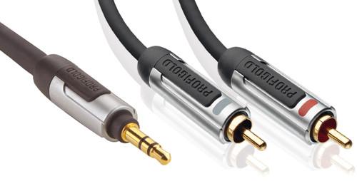 Tweedekans Profigold Audio HiFi Kabel 1 meter Main Image