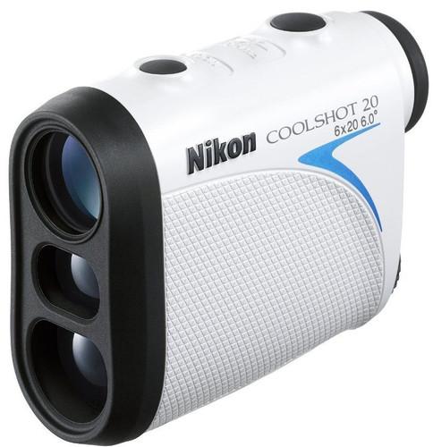 Nikon Coolshot 20 6x20 Laser Rangefinder Main Image