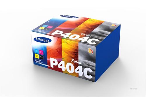 Samsung CLT-P404C/ELS Rainbow Kit Main Image