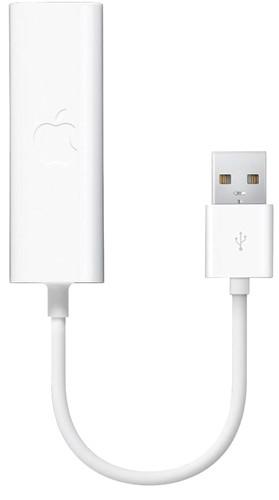 Apple USB naar Ethernet Adapter Main Image