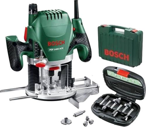 Bosch POF1400ACE + 6-Piece Cutter Set Main Image