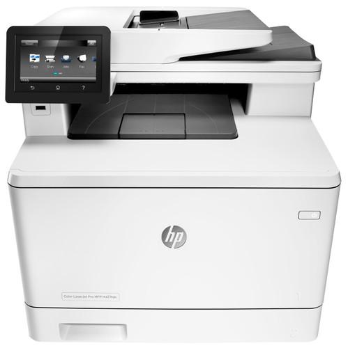 HP Color LaserJet Pro MFP M477fdn Main Image