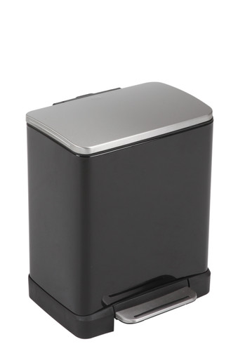EKO E-Cube 10+9 Liters Black Main Image
