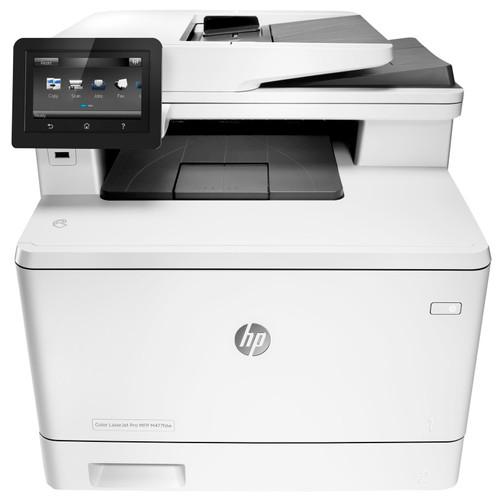 HP Color LaserJet Pro MFP M477fdw Main Image